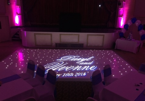 Custom Projection Stockton On Tees