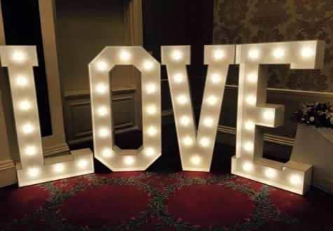 :ED Love letters In Gisborough Hall