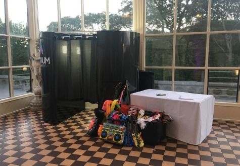 Photo Booth Rushpool Hall Saltburn