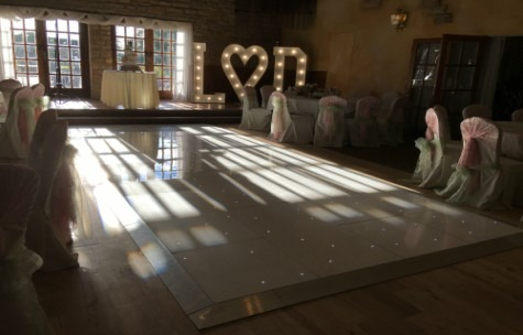 Starlit Dance Floor Barnard Castle