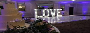 Starlit LED Dance Floor Darlington