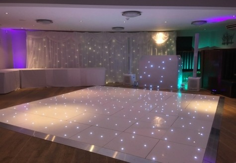 Wedding DJ & Dance Floor Wynyard Golf Club