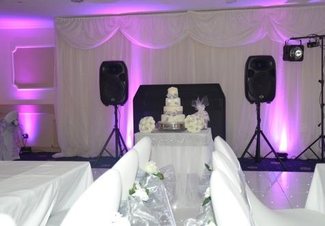 Wedding DJ Parkmore Hotel Stockton