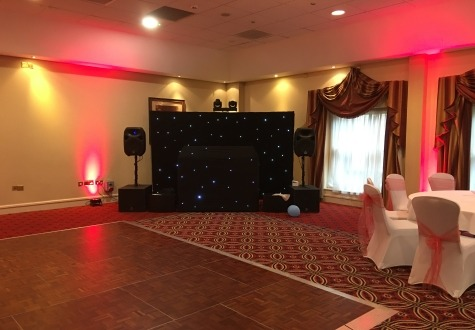 Wedding DJ Redworth Hall Darlington