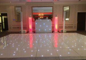 White Premium Wedding DJ Darlington