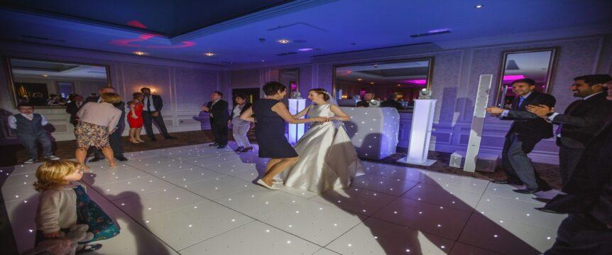 Starlit LED Twinkling Dance Floor Darlington